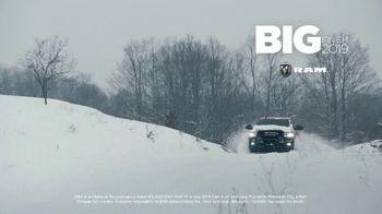 Ram Trucks Big Finish 2019 TV Spot, 'Gifts' [T2] - Thumbnail 2
