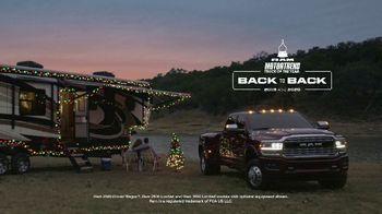 Ram Trucks Big Finish 2019 TV Spot, 'Gifts' [T2] - Thumbnail 4
