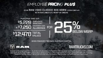 Ram Trucks Big Finish 2019 TV Spot, 'Gifts' [T2] - Thumbnail 5