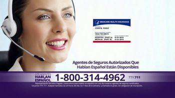 MedicareAdvantage.com TV Spot, 'Encuentra beneficios ahora' [Spanish]