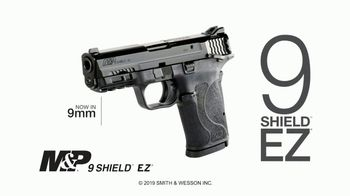 Smith & Wesson M&P 9 Shield EZ TV Spot, 'Easy to Pack, Easy to Rack' - Thumbnail 10
