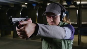 Smith & Wesson M&P 9 Shield EZ TV Spot, 'Easy to Pack, Easy to Rack'