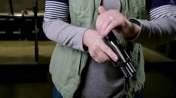 Smith & Wesson M&P 9 Shield EZ TV Spot, 'Easy to Pack, Easy to Rack' - Thumbnail 4
