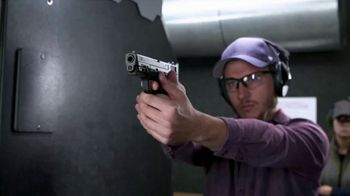 Smith & Wesson M&P 9 Shield EZ TV Spot, 'Easy to Pack, Easy to Rack' - Thumbnail 5