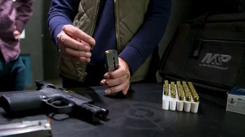 Smith & Wesson M&P 9 Shield EZ TV Spot, 'Easy to Pack, Easy to Rack' - Thumbnail 6