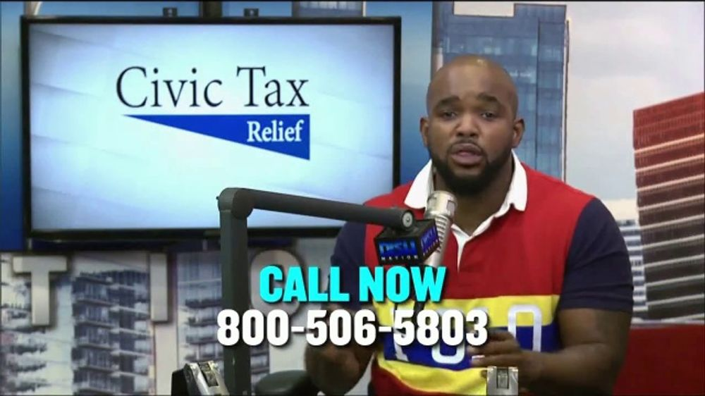Civic Tax Relief TV Commercial, 'Dish Nation: In Trouble With the IRS' Featuring Headkrack