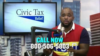 Civic Tax Relief TV Spot, 'Dish Nation: In Trouble With the IRS' Featuring Headkrack