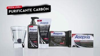 Asepxia Purificante Carbón TV Spot, 'Purifica tu piel' [Spanish] - Thumbnail 9