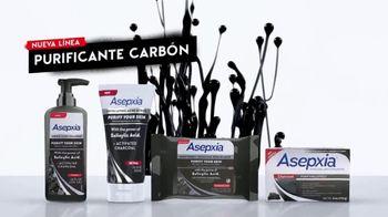 Asepxia Purificante Carbón TV Spot, 'Purifica tu piel' [Spanish]