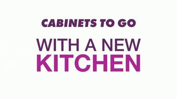 Cabinets To Go TV Spot, 'New Year New Kitchen: 35 Percent Off'
