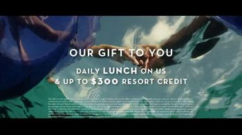 Atlantis TV Spot, 'Welcome: $300 Resort Credit' Song by Grace Mesa