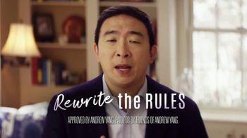 Friends of Andrew Yang TV Spot, 'Greatest'