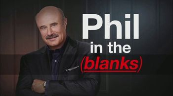 Phil in the Blanks TV Spot, 'New Year's Resolutions' - Thumbnail 4
