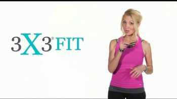 3X3FIT TV Spot, 'Sit and Sculpt' - Thumbnail 2