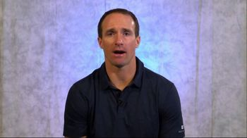 Coalition to Salute America's Heroes TV Spot, 'Veterans and PTSD' Featuring Drew Brees - 10 commercial airings