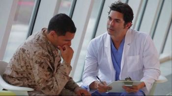 Coalition to Salute America's Heroes TV Spot, 'Veterans and PTSD' Featuring Drew Brees - Thumbnail 5