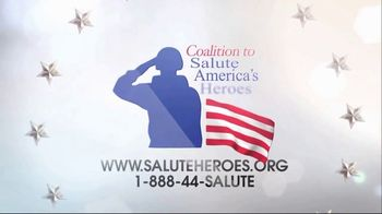 Coalition to Salute America's Heroes TV Spot, 'Veterans and PTSD' Featuring Drew Brees - Thumbnail 9