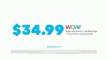 WOW! TV Spot, 'Internet Stuff: $34.99' - Thumbnail 8
