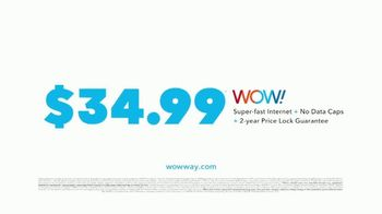 WOW! TV Spot, 'Internet Stuff: $34.99'