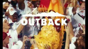 Outback Steakhouse TV Spot, 'Outback Bowl: Free Coconut Shrimp' - Thumbnail 9
