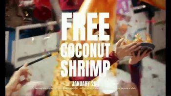Outback Steakhouse TV Spot, 'Outback Bowl: Free Coconut Shrimp' - Thumbnail 5