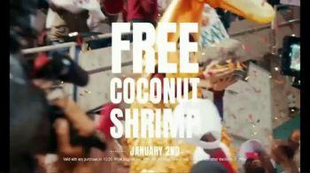 Outback Steakhouse TV Spot, 'Outback Bowl: Free Coconut Shrimp' - Thumbnail 6