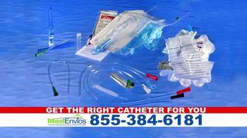 MedEnvios Healthcare TV Spot, 'Catheter Users'
