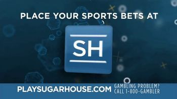 SugarHouse TV Spot, \'While the Game Is Being Played\'