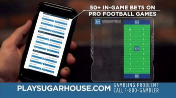 SugarHouse TV Spot, 'While the Game Is Being Played' - Thumbnail 5
