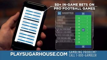 SugarHouse TV Spot, 'While the Game Is Being Played' - Thumbnail 6