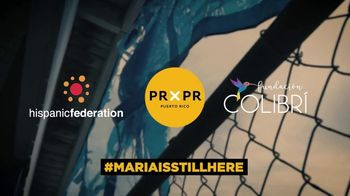 Hispanic Federation TV Spot, 'Hurricane Maria Is Still Here' - Thumbnail 8