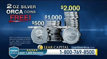 Lear Capital TV Spot, 'Attention Silver Buyers' - Thumbnail 3