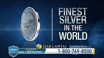 Lear Capital TV Spot, 'Attention Silver Buyers' - Thumbnail 4
