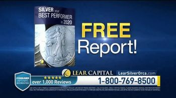Lear Capital TV Spot, 'Attention Silver Buyers' - Thumbnail 7
