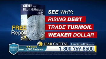 Lear Capital TV Spot, 'Attention Silver Buyers' - Thumbnail 8