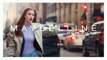 Maybelline New York SuperStay Ink Crayon TV Spot, 'All Day Intensity' Featuring Josephine Skriver - Thumbnail 1
