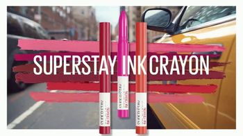 Maybelline New York SuperStay Ink Crayon TV Spot, 'All Day Intensity' Featuring Josephine Skriver - Thumbnail 10