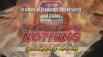 The Gold Hotline TV Spot, 'Your Money Means Nothing' - Thumbnail 2