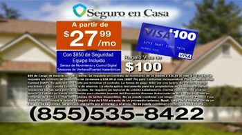 Seguro en Casa TV Spot, 'Este es Juan' [Spanish] - Thumbnail 7