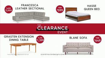Scandinavian Designs Clearance Event TV Spot, 'New Year: Save 60%'
