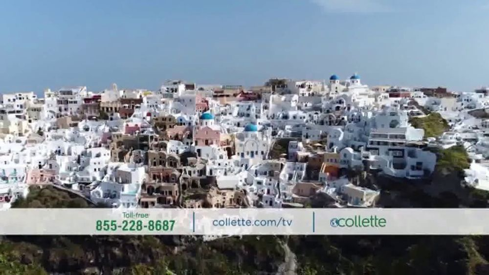 Collette Vacations TV Commercial, 'More Than a Tourist'