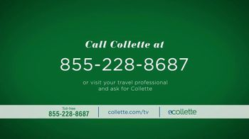 Collette Vacations TV Spot, 'More Than a Tourist' - Thumbnail 9
