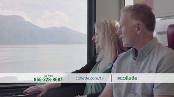 Collette Vacations TV Spot, 'More Than a Tourist' - Thumbnail 3