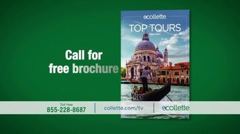 Collette Vacations TV Spot, 'More Than a Tourist' - Thumbnail 4