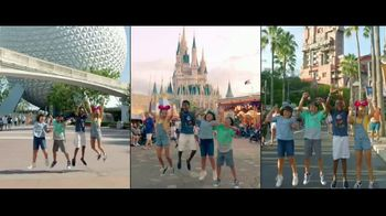 Disney World TV Spot, 'Best Day Ever: My Fave at Night' Ft. Callan Farris, Coco Christo, Ramon Reed, Kaylin Hayman