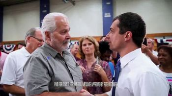 Pete For America TV Spot, 'Audience Member Question' - Thumbnail 10