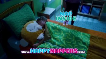 Happy Nappers TV Spot, 'Sleepy Time and Play Time' - Thumbnail 5
