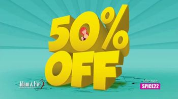 Adam & Eve TV Spot, '50% Off and More' - Thumbnail 4
