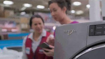 Lowe's TV Spot, 'Laundry Right: Whirlpool Pair'