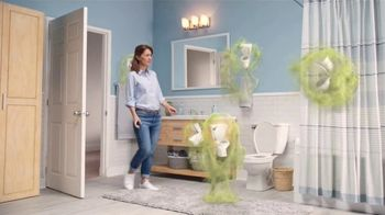 Febreze Small Spaces TV Spot, 'Olores que perduran' [Spanish]